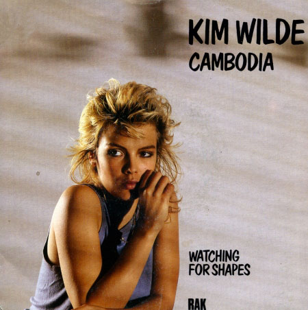 cambodia kim wilde. Black Bedroom Furniture Sets. Home Design Ideas